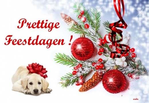 2892 Prettige Feestdagen Geheugen Van Oost