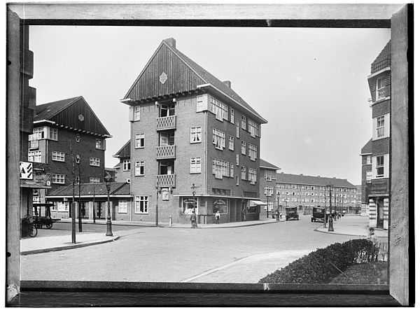 Ben viljoenstraat geheugen van oost for Bakkerij amsterdam west