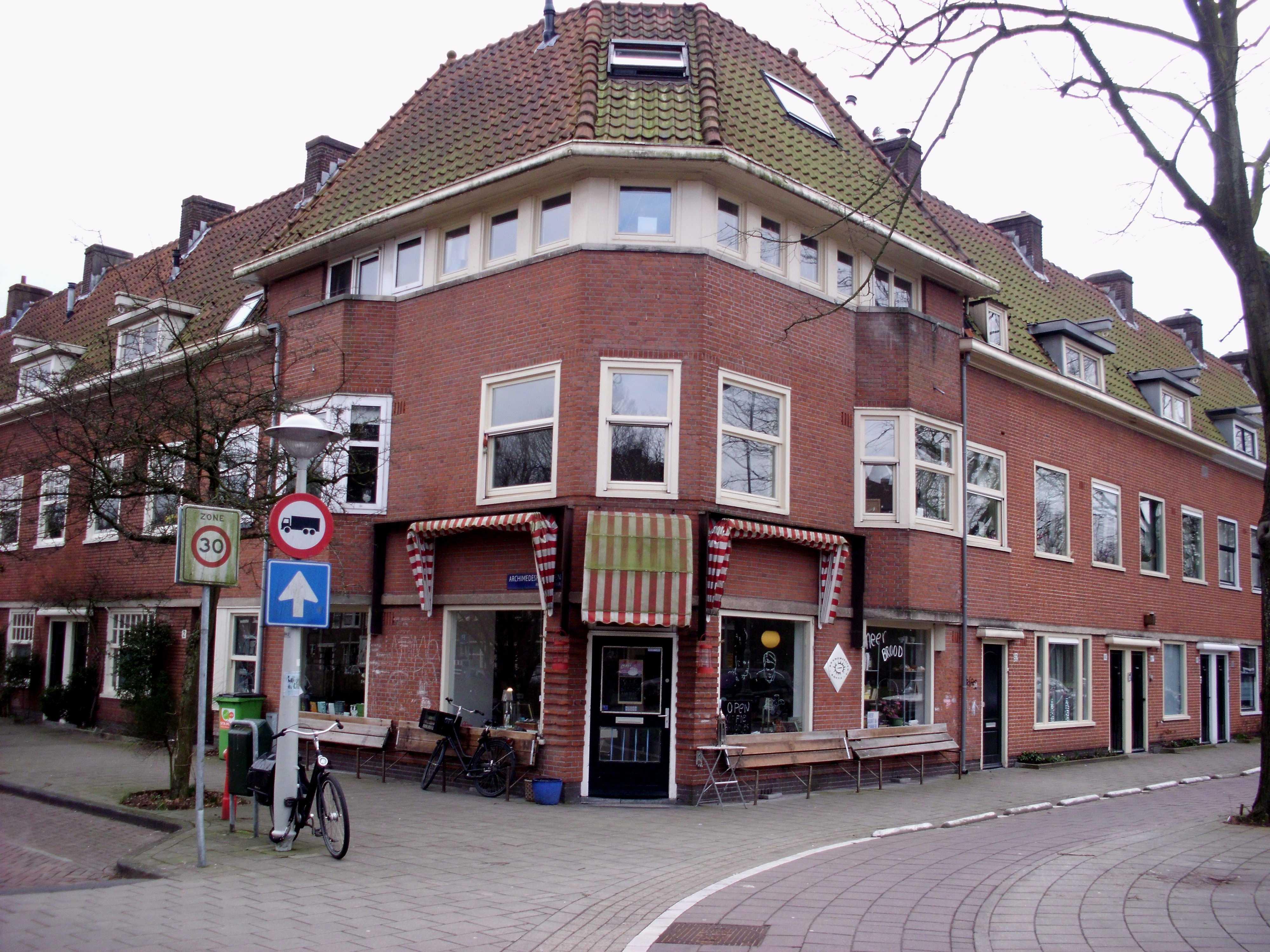 Galile plantsoen 94 geheugen van oost for Beste shoarma amsterdam oost