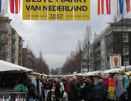 Beste markt van nederland geheugen van oost for Beste shoarma amsterdam oost