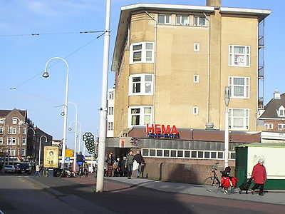 De Hema aan de Linnaeusstraat - Geheugen van Oost