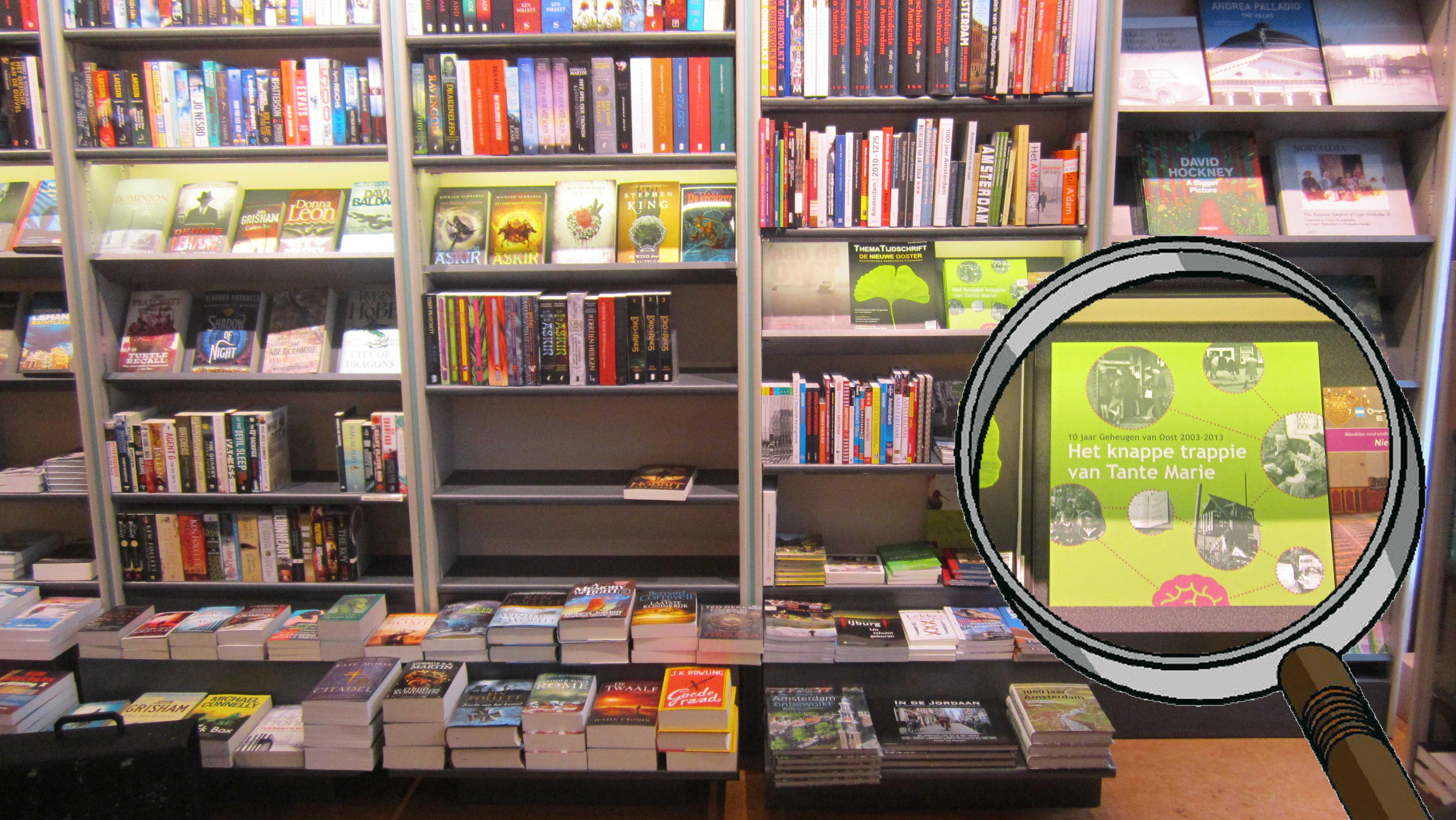 linnaeus boekhandel amsterdam