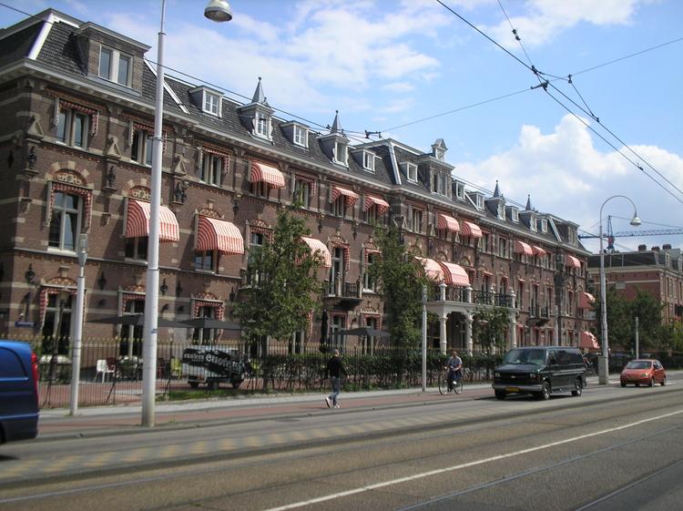 Burgerziekenhuis Amsterdam Eden Hotel