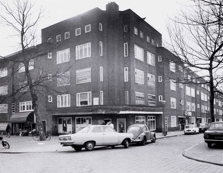 Insulindeweg geheugen van oost for Bakkerij amsterdam west