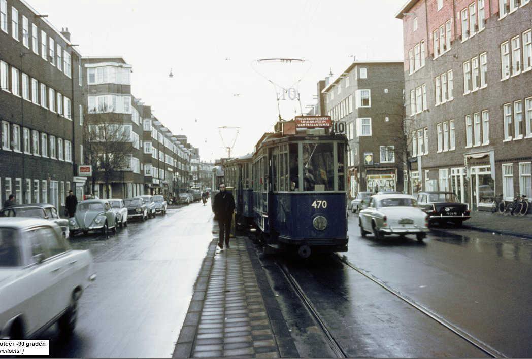 Zoon van een trambestuurder geheugen van oost for Molukkenstraat amsterdam