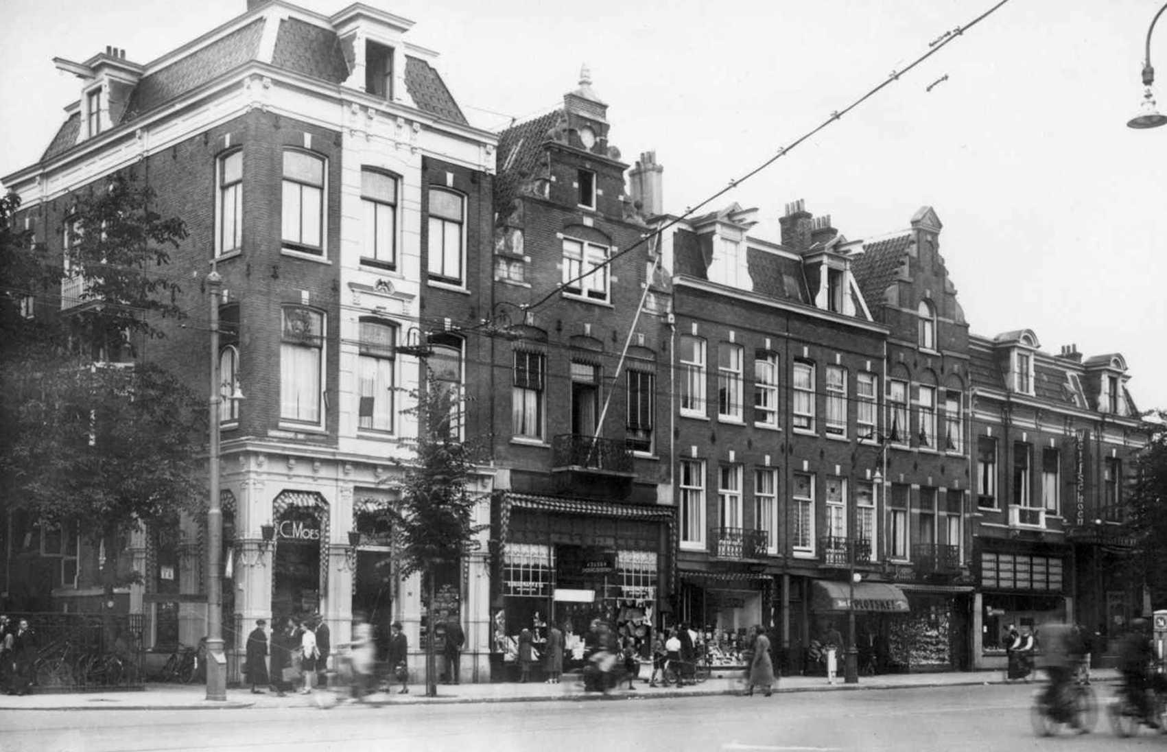 banketbakker moes 1950 geheugen van oost