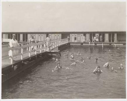 Zwemmen geheugen van oost
