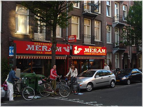Restaurant meram restaurantadvisor amsterdam for Meram cafe oost