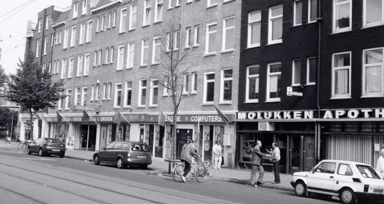 Molukkenstraat 81 83 geheugen van oost for Molukkenstraat amsterdam