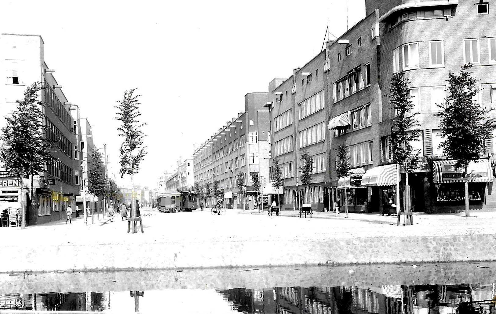 Molukkenstraat 589 was 209 1930 geheugen van oost for Molukkenstraat amsterdam