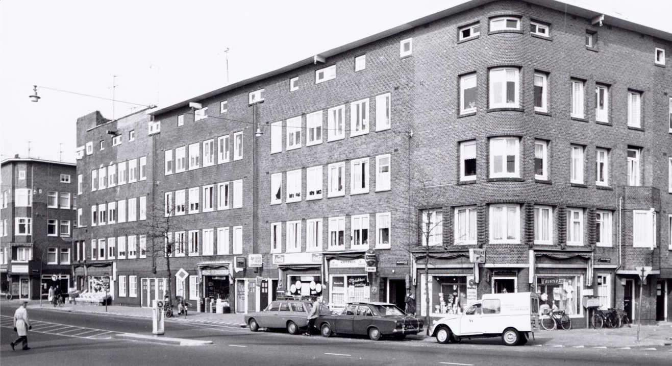 Molukkenstraat 197 geheugen van oost for Molukkenstraat amsterdam