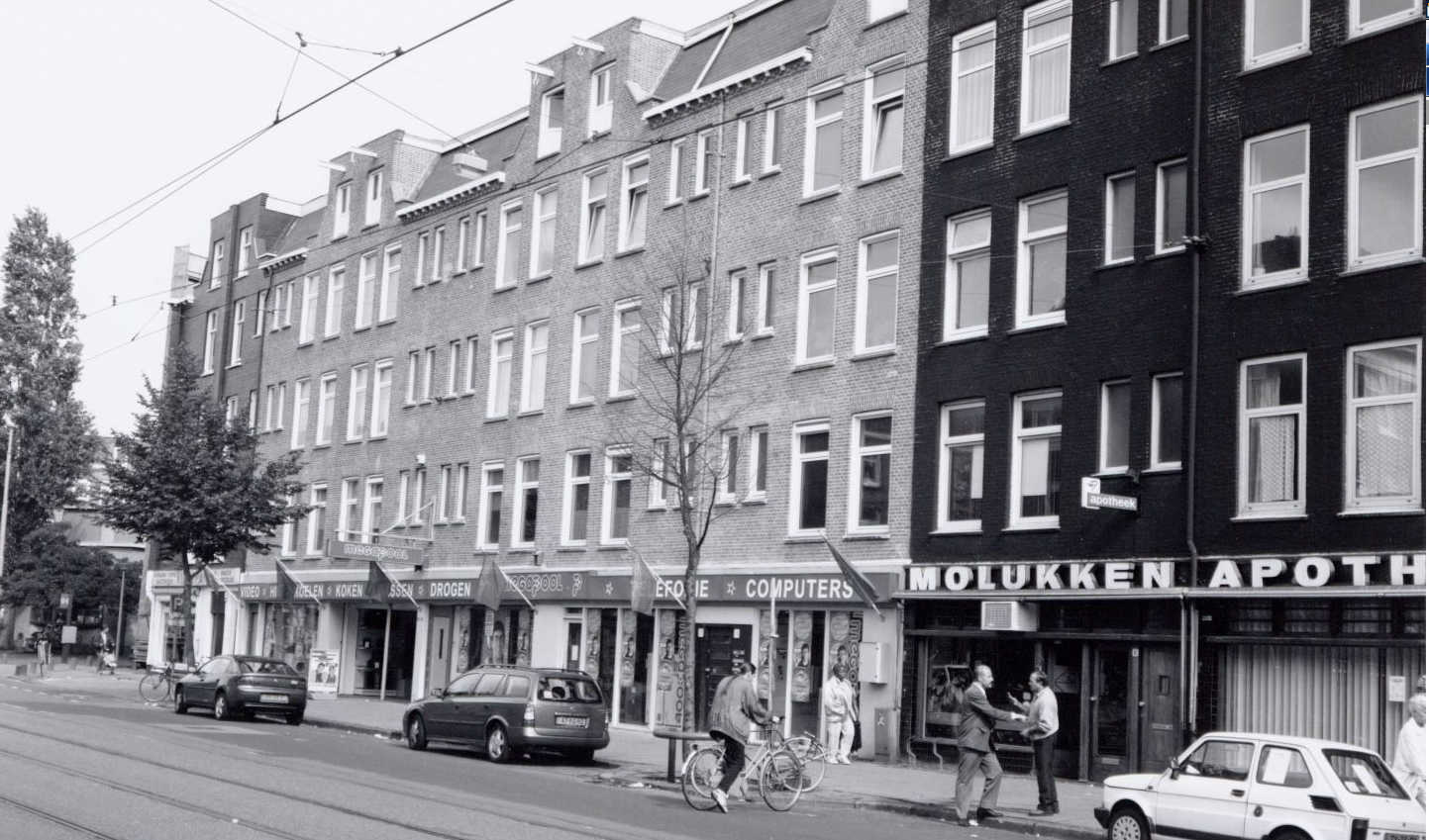 Molukkenstraat 79 geheugen van oost for Molukkenstraat amsterdam