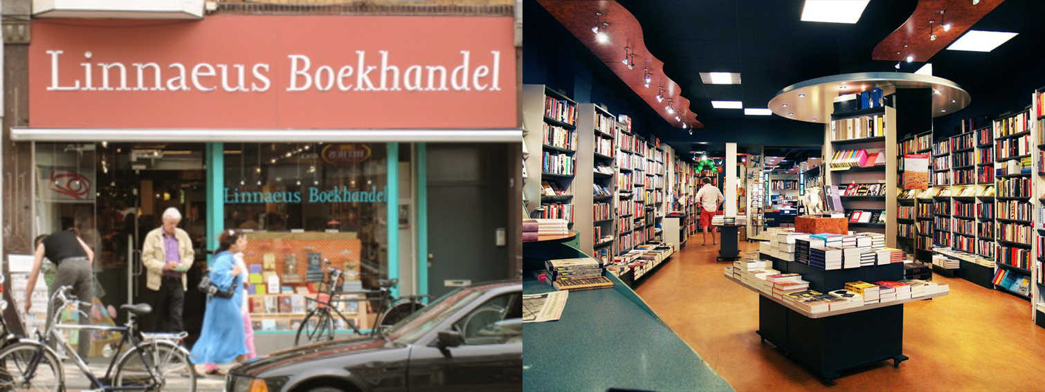 boekhandel amsterdam west