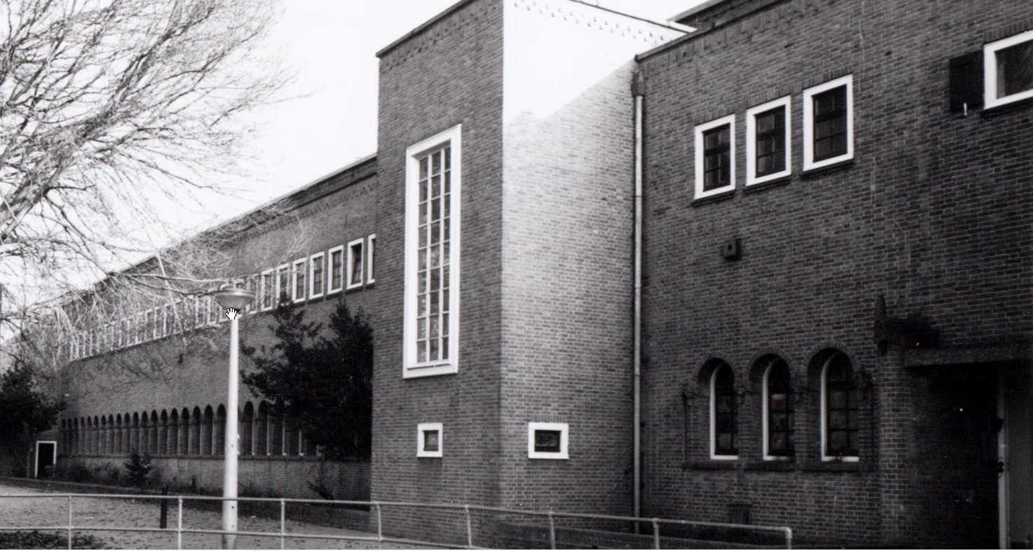 Watergraafsmeer school geheugen van oost for Funda amsterdam watergraafsmeer