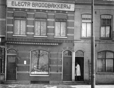 Weesperzijde 119 geheugen van oost for Bakkerij amsterdam west