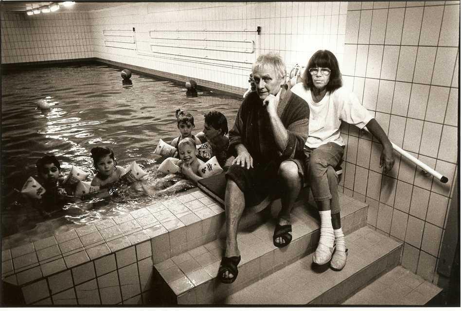 Zwemmen in amsterdam oost geheugen van oost